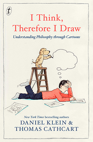 I Think, Therefore I Draw cover